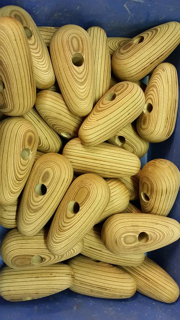 Hammerköpfe für Blechbearbeitung aus Kunstharzpressholz